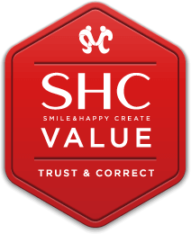SHC VALUE TRUST & CORRECT